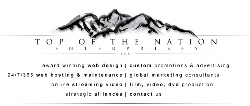 Top of the Nation Enterprises, Inc.